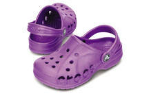 Crocs Baya Kids neon purple
